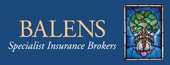 fully insured with Balens Ltd